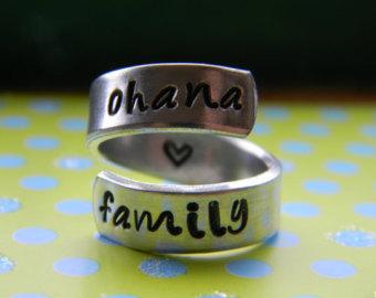Ohana significa familia <3