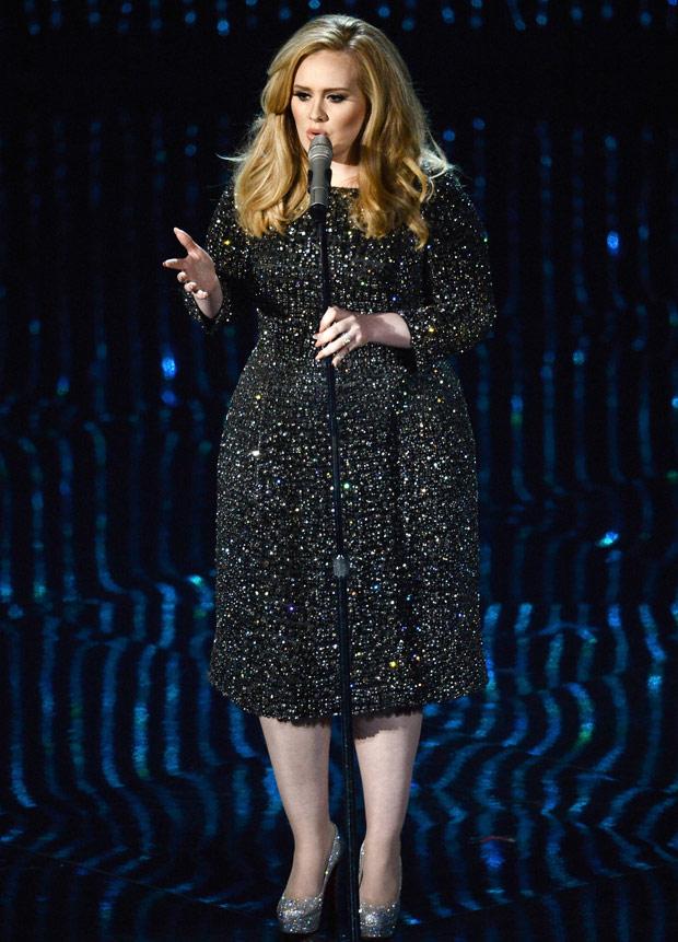 Adele en los Ócares