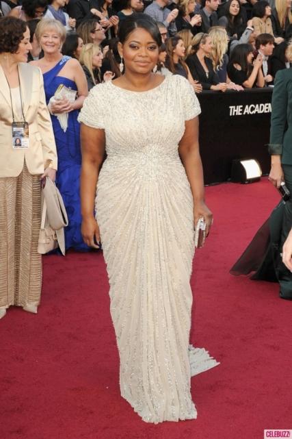 Octavia Spencer en los Óscares