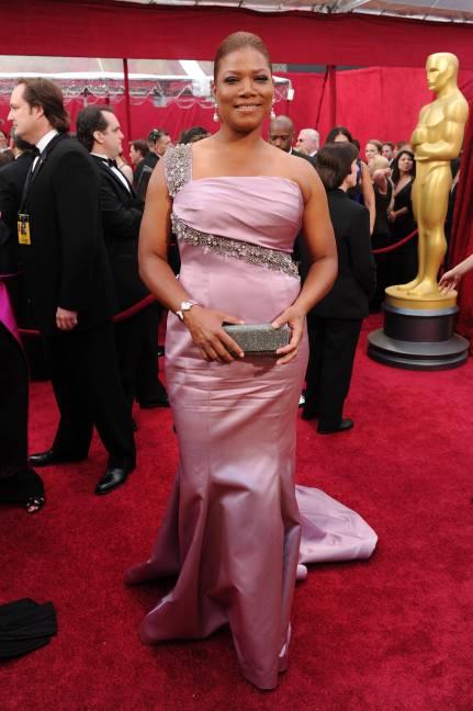 Queen Latifah Oscars 2010